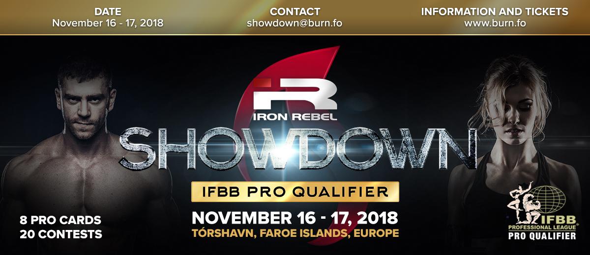 Iron Rebel Showdown